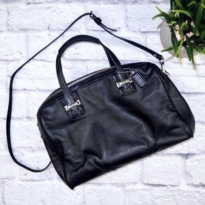 COACH Taylor Leather Satchel 👜